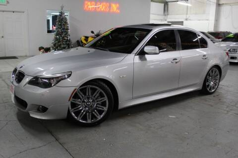 2008 BMW 5 Series for sale at R n B Cars Inc. in Denver CO