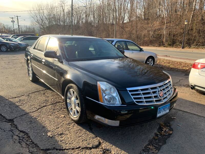 2011 Cadillac DTS for sale at Manchester Auto Sales in Manchester CT