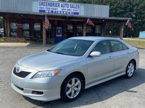 2007 Toyota Camry for sale at Greenbrier Auto Sales in Greenbrier AR