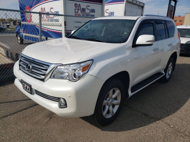 2010 Lexus GX 460 for sale at CFN Auto Sales in West Fargo ND