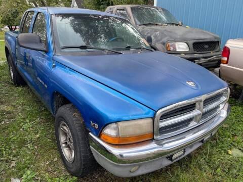2000 Dodge Dakota for sale at New Start Motors LLC in Montezuma IN