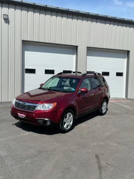 2010 Subaru Forester for sale at AUTOMETRICS in Brunswick ME