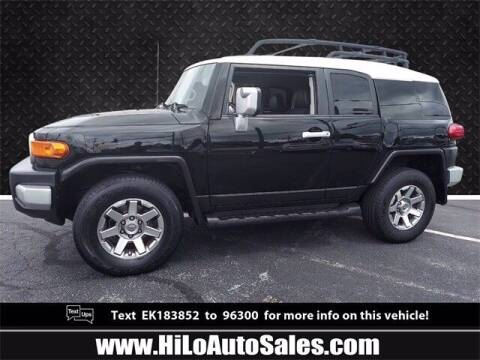 2014 Toyota FJ Cruiser for sale at BuyFromAndy.com at Hi Lo Auto Sales in Frederick MD
