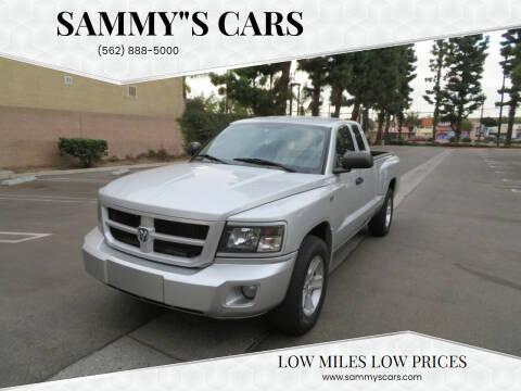 """2011 RAM Dakota for sale at SAMMY""""S CARS in Bellflower CA"""