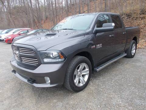 2016 RAM Ram Pickup 1500 for sale at Dansville Radiator in Dansville NY
