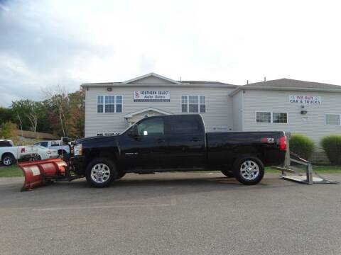 2014 Chevrolet Silverado 2500HD for sale at SOUTHERN SELECT AUTO SALES in Medina OH