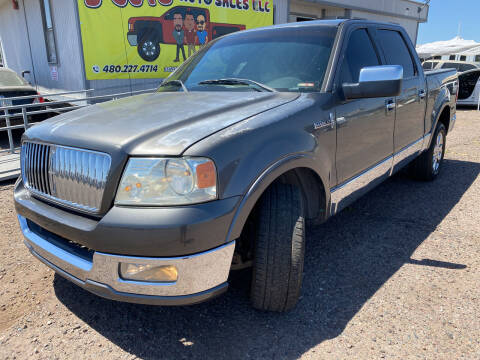 2006 Lincoln Mark LT for sale at 3 Guys Auto Sales LLC in Phoenix AZ