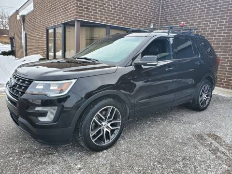 2016 Ford Explorer for sale at Toy Barn Inc in Bensenville IL
