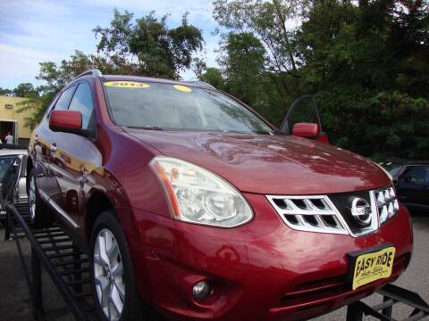 2013 Nissan Rogue for sale at Easy Ride Auto Sales Inc in Chester VA