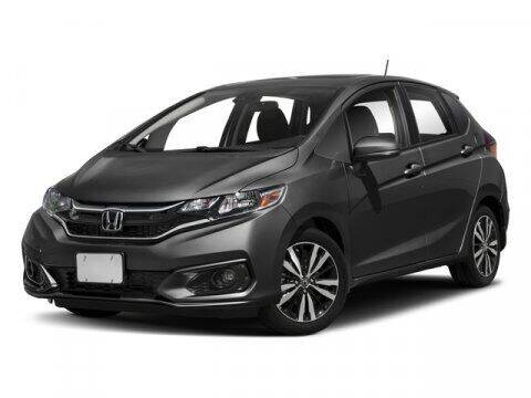 2018 Honda Fit for sale at DAVID McDAVID HONDA OF IRVING in Irving TX