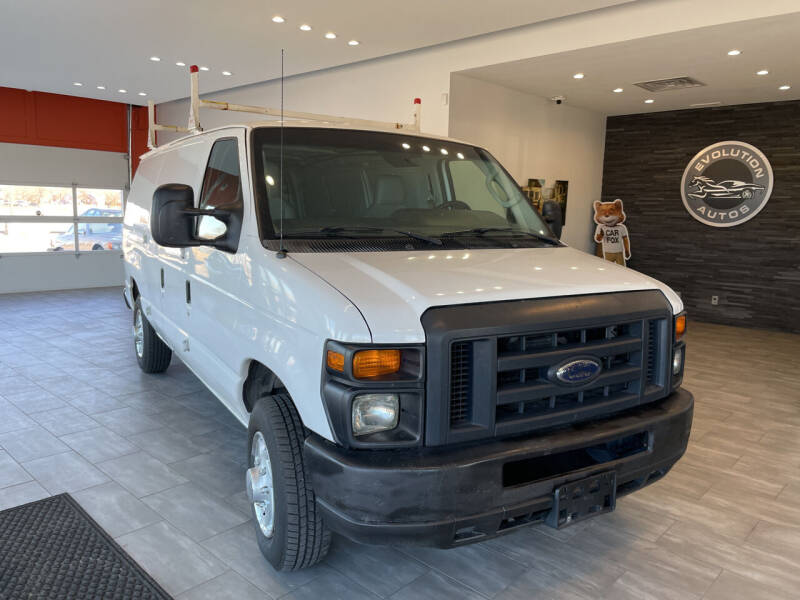 2013 Ford E-Series Cargo for sale at Evolution Autos in Whiteland IN