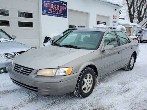 1999 Toyota Camry for sale at Ericson Auto in Ankeny IA