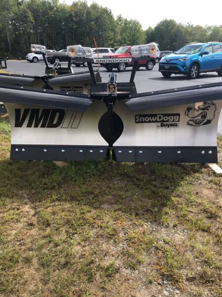 2021 SnowDogg VMD75II for sale at Greg's Auto Sales in Searsport ME