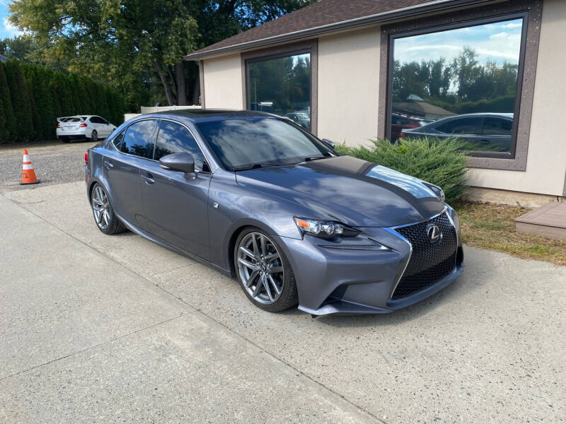 2014 Lexus IS 250 for sale at VITALIYS AUTO SALES in Chicopee MA
