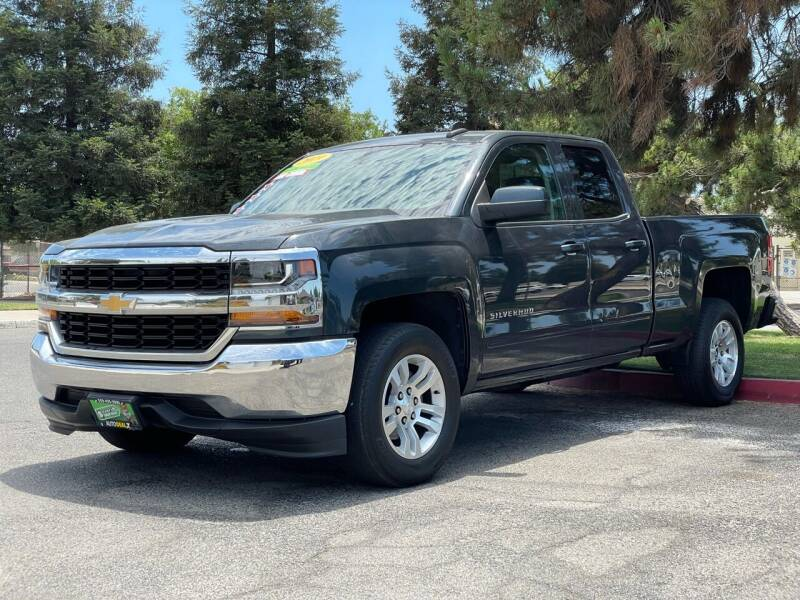 2019 Chevrolet Silverado 1500 LD for sale at Used Cars Fresno Inc in Fresno CA