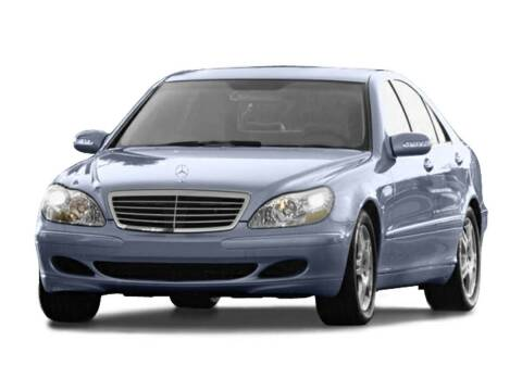 2003 Mercedes-Benz S-Class for sale at St. Croix Classics in Lakeland MN