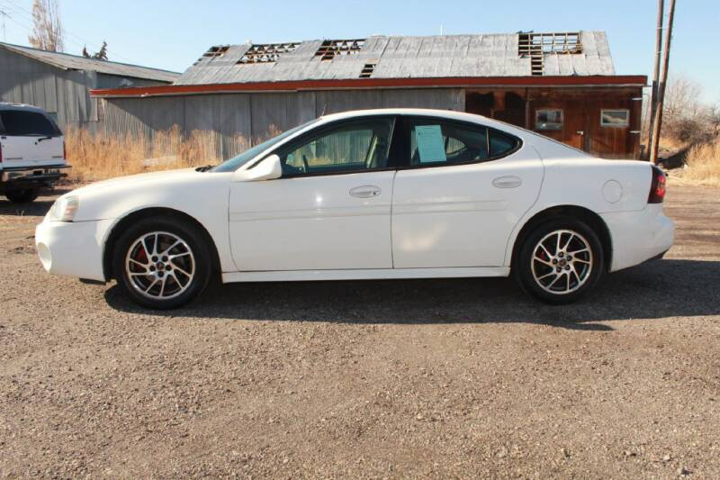 2004 Pontiac Grand Prix for sale at Epic Auto in Idaho Falls ID