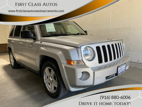 2010 Jeep Patriot for sale at Car Source Center in West Sacramento CA