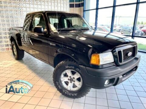 2004 Ford Ranger for sale at iAuto in Cincinnati OH