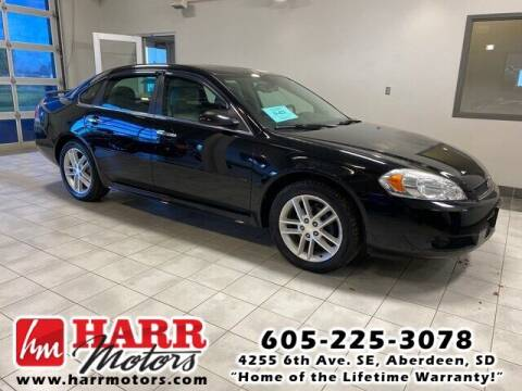 2013 Chevrolet Impala for sale at Harr Motors Bargain Center in Aberdeen SD