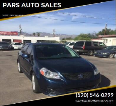 2011 Suzuki SX4 Sport for sale at PARS AUTO SALES in Tucson AZ