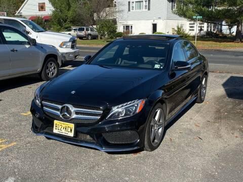 2015 Mercedes-Benz C-Class for sale at Bricktown Motors in Brick NJ