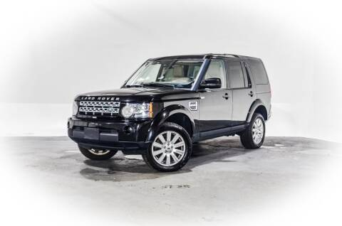 2013 Land Rover LR4 for sale at CarXoom in Marietta GA