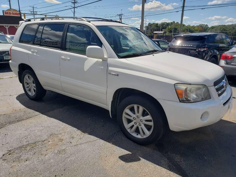 2007 Toyota Highlander Hybrid for sale at Real Deal Auto Sales in Manchester NH