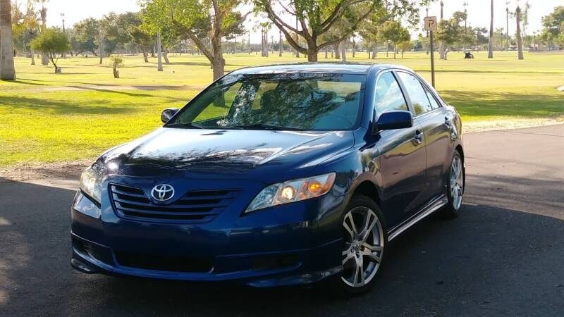 2008 Toyota Camry for sale at CAR MIX MOTOR CO. in Phoenix AZ