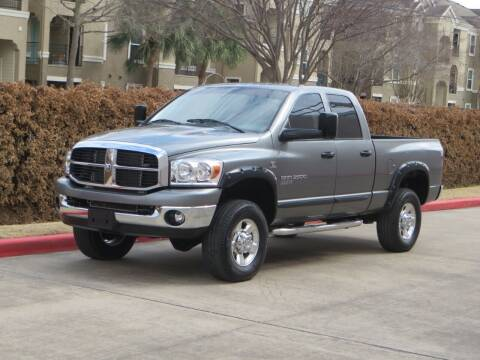 2006 Dodge Ram Pickup 2500 for sale at RBP Automotive Inc. in Houston TX
