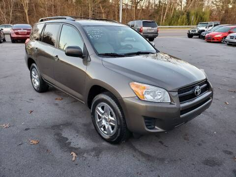 2012 Toyota RAV4 for sale at DISCOUNT AUTO SALES in Johnson City TN