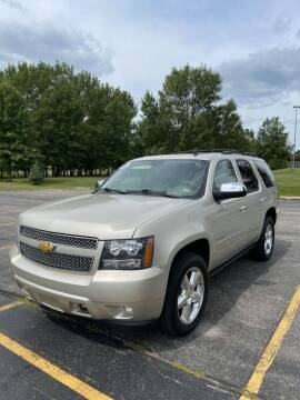 2013 Chevrolet Tahoe for sale at Brown's Truck Accessories Inc in Forsyth IL