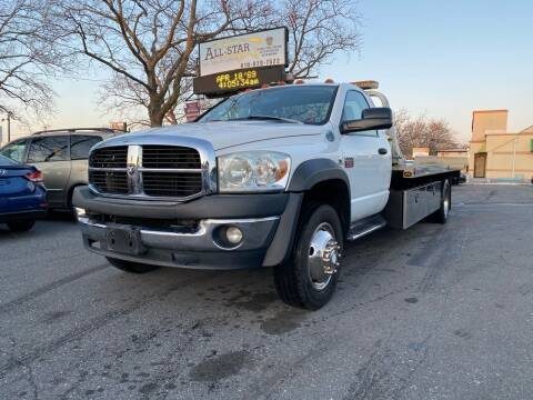 2010 Dodge Ram Chassis 5500 for sale at All Star Auto Sales and Service LLC in Allentown PA