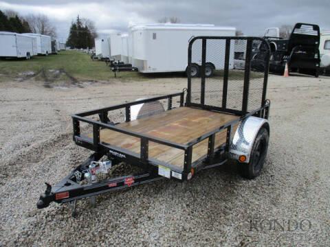 2020 PJ Trailer U6 Single Axle Utility U620831 for sale at Rondo Truck & Trailer in Sycamore IL