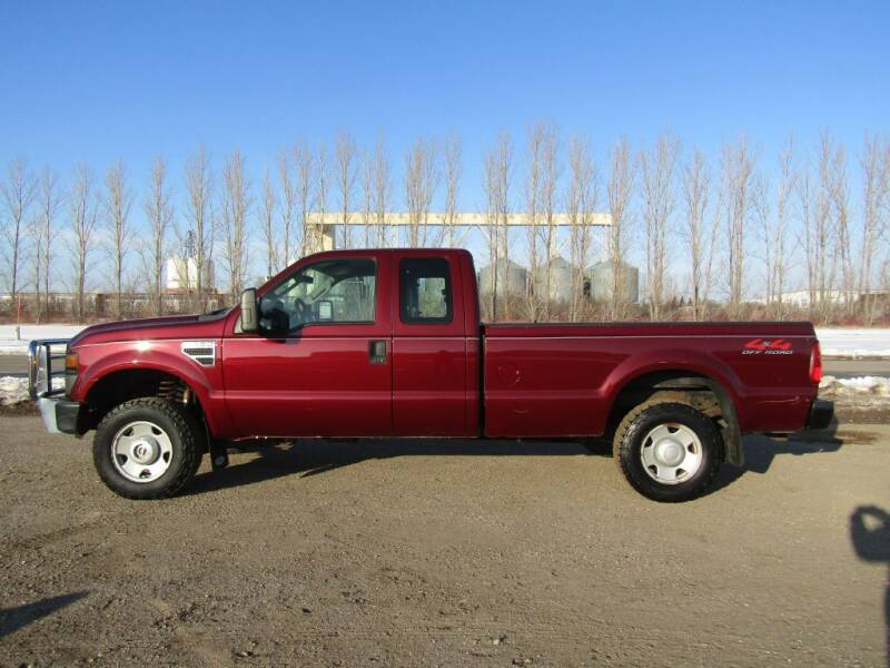 2008 Ford F-250 Super Duty for sale at Elliott Auto Sales in Moorhead MN