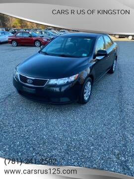 2013 Kia Forte for sale at Cars R Us Of Kingston in Kingston NH