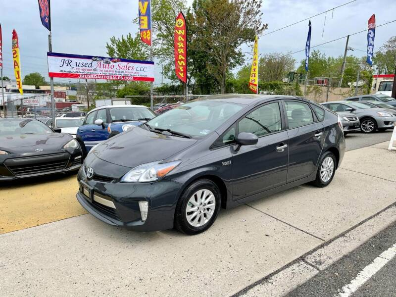 2012 Toyota Prius Plug-in Hybrid for sale at JR Used Auto Sales in North Bergen NJ