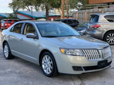 2010 Lincoln MKZ for sale at AWESOME CARS LLC in Austin TX