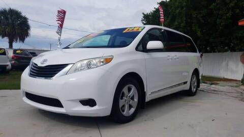 2011 Toyota Sienna for sale at GP Auto Connection Group in Haines City FL