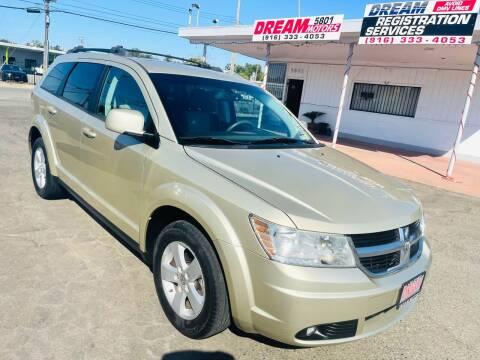 2010 Dodge Journey for sale at Dream Motors in Sacramento CA