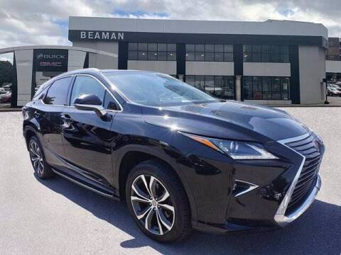 2017 Lexus RX 350 for sale at BEAMAN TOYOTA - Beaman Buick GMC in Nashville TN