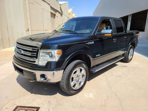 2014 Ford F-150 for sale at NEW UNION FLEET SERVICES LLC in Goodyear AZ