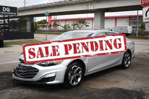 2021 Chevrolet Malibu for sale at STS Automotive - Miami, FL in Miami FL