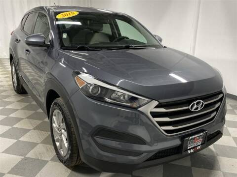 2018 Hyundai Tucson for sale at Mr. Car LLC in Brentwood MD