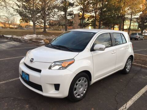 2013 Scion xD for sale at QUEST MOTORS in Englewood CO