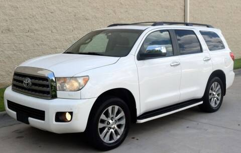 2010 Toyota Sequoia for sale at Raleigh Auto Inc. in Raleigh NC