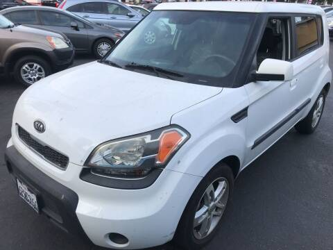 2010 Kia Soul for sale at CARZ in San Diego CA