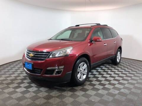 2013 Chevrolet Traverse for sale at BMW of Schererville in Shererville IN