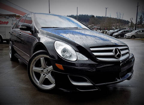 2007 Mercedes-Benz R-Class for sale at A1 Group Inc in Portland OR