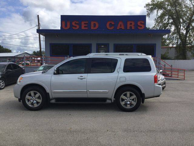 2012 Nissan Armada for sale at Your Car Store in Conroe TX